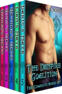 The Vampire Coalition Boxed Set